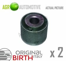 2 x BIRTH REAR AXLE BEAM MOUNTING BUSHES GENUINE OE QUALITY REPLACE 51285