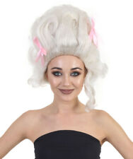 Marie Antoinette Rococo French Revolution Baroque Long Curly Cosplay Wig HW-079
