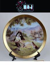 The Bradford Exchange 'Waltzing Matilda' Plate COA * RARE* (Aus Seller)