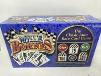 Mille Bornes Collector's Edition Classic Auto Race Card Game New Sealed