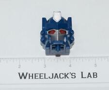 Powermaster Optimus Prime Head Face 1988 Vintage G1 Transformers Action Figure
