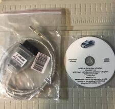 NEW BMW Coding Diagnostic INPA EDIABAS NCS WinKFP Easy Setup Disc + K+DCAN Cable