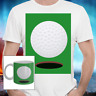 Hole in One Tshirt Golfers Gift Golf Golfing Ball Best Fathers Gift Ever for Dad