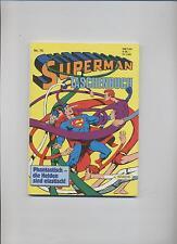 SUPERMAN TASCHENBUCH # 75 - EHAPA VERLAG 1986 - TOP