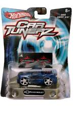 2002 Hot Wheels Car Tunerz 2002 Chevrolet S10 Blue