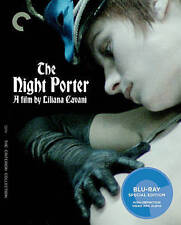 The Night Porter (Blu-ray Disc, 2014, Criterion Collection)