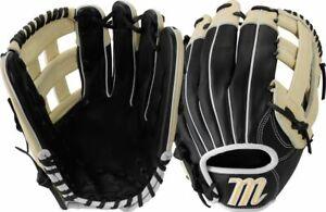 "Marucci Ascension Series Fielding Glove (12.5"") MFGAS125Y-BK/CM-RHT"