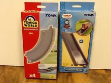 Thomas and Friends Motor Road and Rail - 2 Packs Straight and Curves Road, BNIB