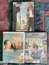3 Dvd Lot: Life As We Know It, Sisters Keeper, Elizabethtown (Chick Flicks)