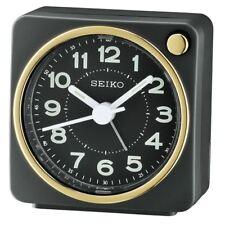 SEIKO CLOCKS BEDSIDE ALARM CLOCK (MODEL NO. QHE144J)
