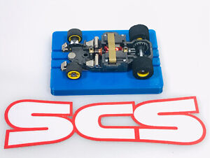 Aurora Afx G Plus Ho Slot Car Running Chassis