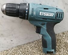 Erbauer 10.8v Lithium Ion drill