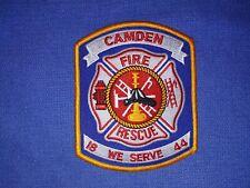 Camden Fire Patch