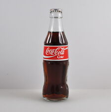 Coca Cola Coke Flasche - alt - 1990 - voll - 0,2L - unopend Bottle - Germany