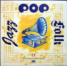 LP / ORF / JAZZ-POP-FOLK / ATOM / ZENIT / TRIO / GRENZWERT / AUSTRIA / RARITÄT /