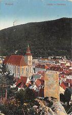[D*] B9518 Romania Brasov Panorama   Brasso   Kronstadt