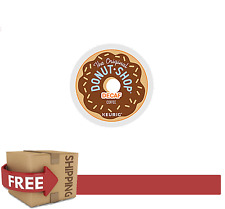 DONUT SHOP DECAF Coffee Keurig 2.0 k-cups 72 Count SHIPS FREE Always FRESH