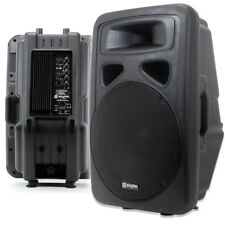 "Skytec SP1500A 15"" Active Powered DJ Disco PA Single Speaker Wedge Monitor 800W"