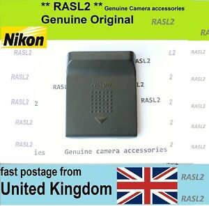 Genuine Original NIKON Contact Cover Plate for MH-26A / MH-26