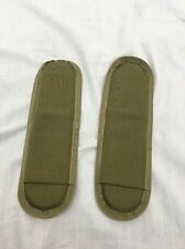 Eagle Industries Khaki Slip On Shoulder Pads PC Plate Carrier MBSS SFLCS SOF