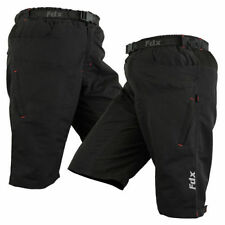 MTB Off Road Cycling short Clickfast Inner Liner Coolmax® Padded Cycle Short