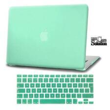 "For 12"" 13"" 15"" MacBook Air/Pro/Retina Matte Hard cover case + keyboard skin"