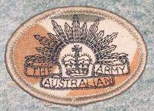 RISING SUN PATCH CAMO SHOULDER TITLE - AUSSIE ARMY