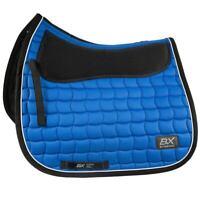 B Vertigo BVX Comfort Cushion Coolmax Quick Dry Lining Dressage Saddle Pad