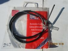 BC2167 New Quinton Hazell Brake Cable FITS: Rear RH Peugeot 504 1974-1982