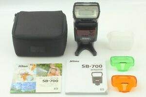 [UNUSED] Nikon Speedlight SB-700 Shoe Mount Flash w/Case from JAPAN #0972