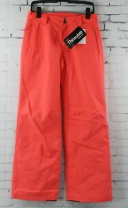 O'Neill Boys Youth Anvil Ski and Snowboard Pants Size 10 / 152 Neon Flame New