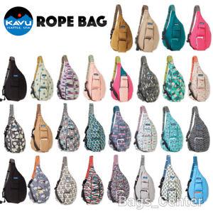KAVU Rope Bag Original Cotton Shoulder Sling Backpack