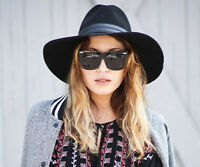 Oversized Square Sunglasses Women Men Black Designer Fashion Style