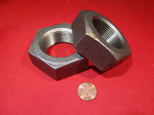 "Thin Plate Grade 2 Hex Nut,  Steel, RH  1 5/8""-12 x 29/32"" Height - 2 Pcs"