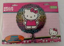 "Hello Kitty 32"" Jumbo Foil Balloon Birthday Party ~Brand New Sealed in Package~"