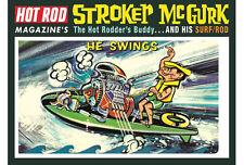 MPC 873 Stroker McGurk Surf Rod plastic model kit 1/9