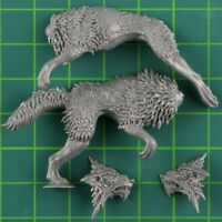 Space Wolves Marines Fenriswolfrudel Fenris Wolf C Warhammer 40k Bitz 3642
