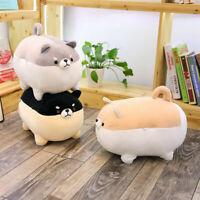 Cute Shiba Inu Dog Plush Doll Soft Stuffed Animal Toy Pillow 40cm/15.7in Anime