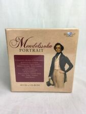 A Mendelssohn Portait 40 CD + CD-ROM Classical Music Collection New & Sealed