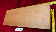 "Luthier Wood Blanks - Red Cedar Tonewood - 20"" x 7"" of Edge Grain Billet"