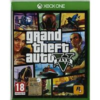 Grand Theft Auto V GTA 5 Game For Xbox One Very Good 9Z