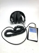 Sony MDR-V6 Over the Ear Headphones W/New Cushion Pads, Working. #1