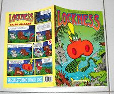 LOCKNESS Pavesio & Setzu - Vittorio Pavesio productions 1 ed 2002 Alberto