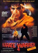 Karate Warrior 4 DVD gebr. gut