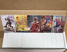 2017 Ultra Spider-Man Silver Web Sets Base+Legacy+Milestones+Deadpool+Team-Ups