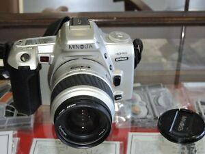 Vintage Minolta Dynax 404si With minolta lens