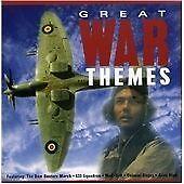 Great War Themes, Various Artists, Very Good CD
