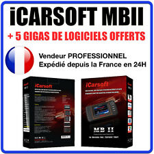 Valise Diagnostic MERCEDES & SPRINTER - iCARSOFT MBII - STAR C3 / C4