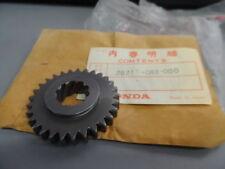 NOS Honda QA50 QA 50 1971-1975 OEM KICK STARTER PINION GEAR 28211-083-000