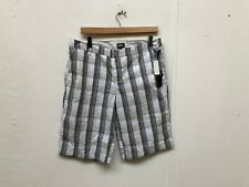 Vans Of The Wall Women's Classic Lazy Dayz Plaid Shorts - Various Sizes - New